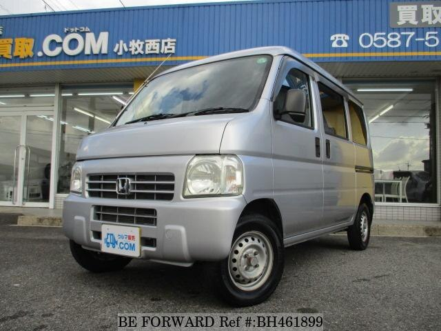 Used 2006 HONDA ACTY VAN BH461899 for Sale