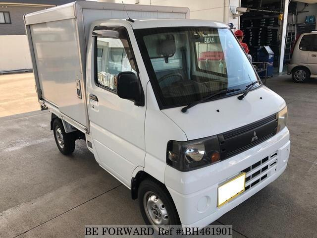 Used 2008 MITSUBISHI MINICAB TRUCK BH461901 for Sale