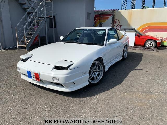 Used 1996 NISSAN 180SX BH461905 for Sale