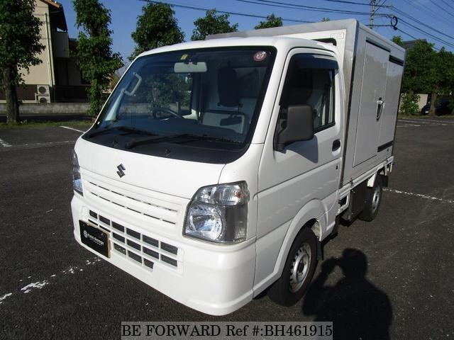 Used 2014 SUZUKI CARRY TRUCK BH461915 for Sale