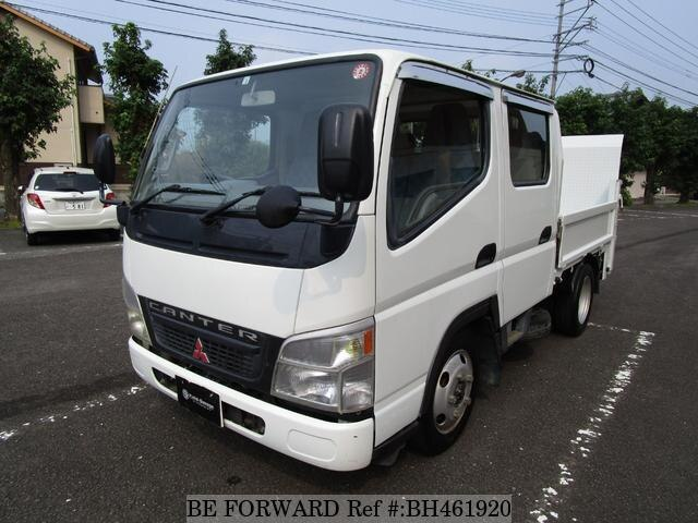 Used 2004 MITSUBISHI CANTER BH461920 for Sale