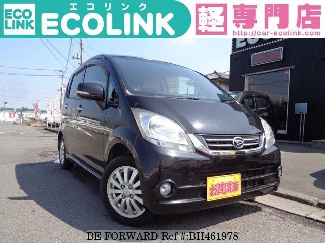 Used 2009 DAIHATSU MOVE BH461978 for Sale