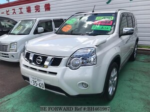 Used 2013 NISSAN X-TRAIL BH461987 for Sale