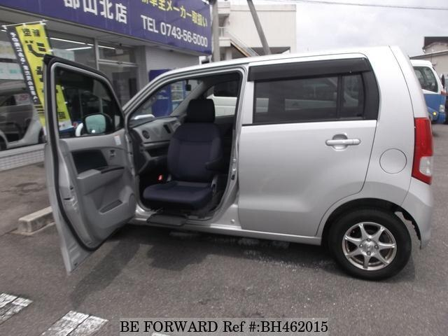 Used 2009 SUZUKI WAGON R BH462015 for Sale
