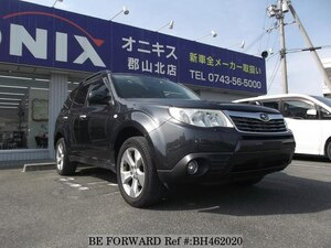 Used 2008 SUBARU FORESTER BH462020 for Sale