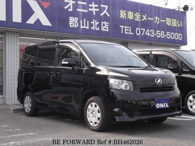 Used 2009 TOYOTA VOXY BH462026 for Sale