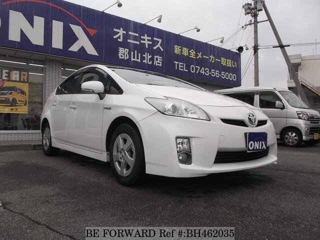 Used 2009 TOYOTA PRIUS BH462035 for Sale