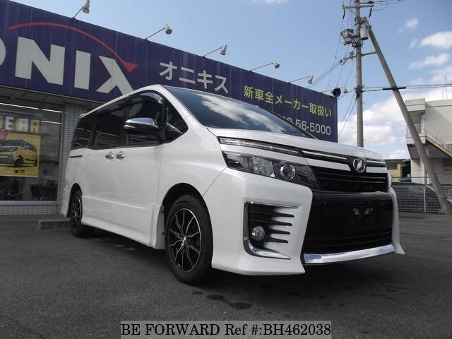 Used 2014 TOYOTA VOXY BH462038 for Sale