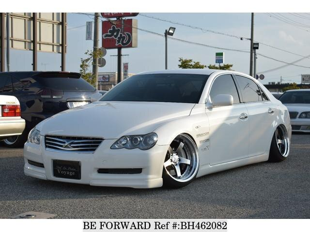 Used 2006 TOYOTA MARK X BH462082 for Sale
