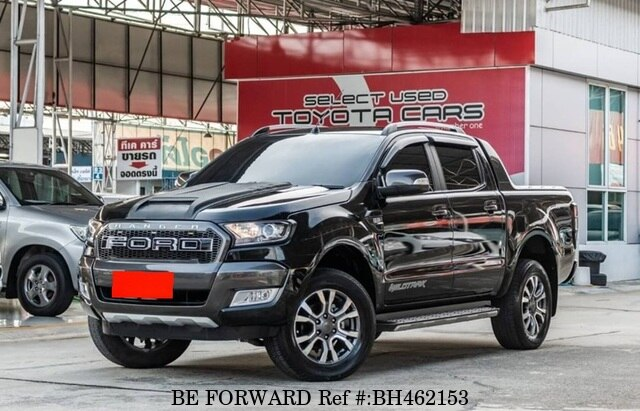 Used 2018 FORD RANGER BH462153 for Sale