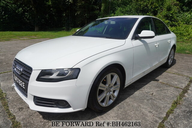 Used 2012 AUDI A4 BH462163 for Sale
