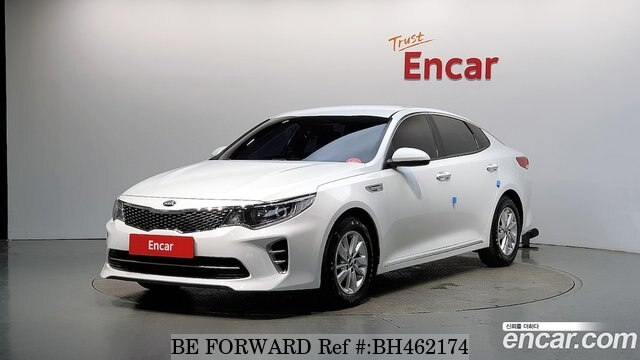 Used 2016 KIA K5 (OPTIMA) BH462174 for Sale