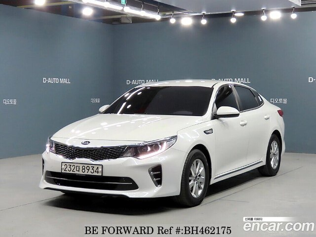 Used 2016 KIA K5 (OPTIMA) BH462175 for Sale