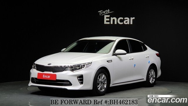 Used 2016 KIA K5 (OPTIMA) BH462183 for Sale