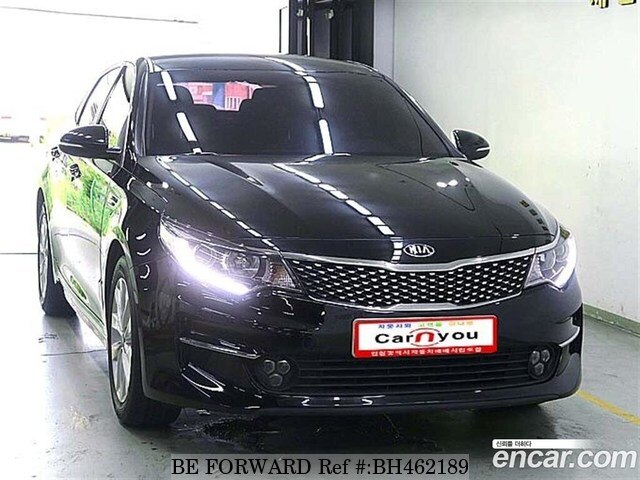 Used 2016 KIA K5 (OPTIMA) BH462189 for Sale