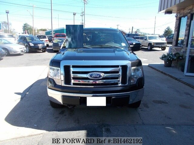 Used 2010 FORD F150 BH462192 for Sale