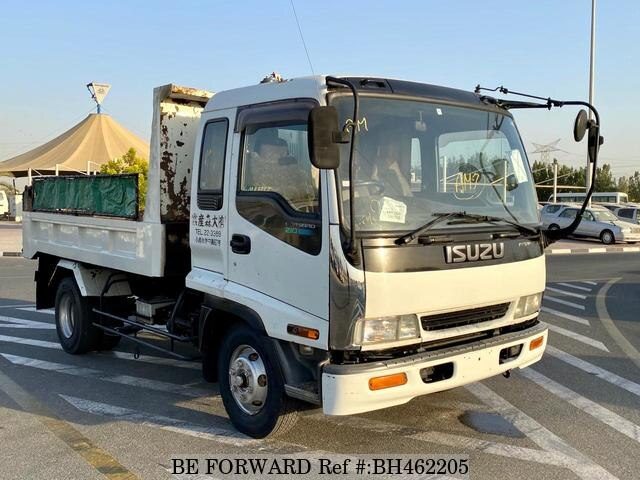 Used 1996 ISUZU FORWARD BH462205 for Sale