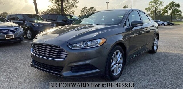 Used 2014 FORD FUSION BH462213 for Sale