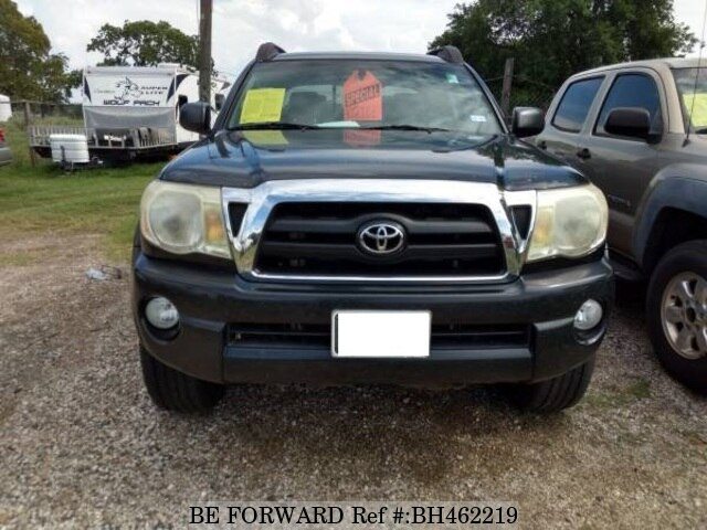 Used 2007 TOYOTA TACOMA BH462219 for Sale