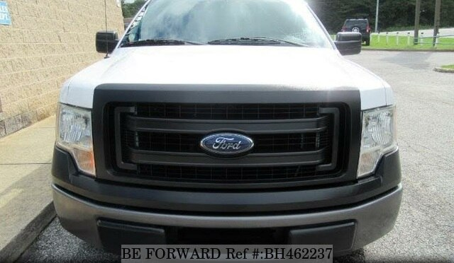 Used 2014 FORD F150 BH462237 for Sale