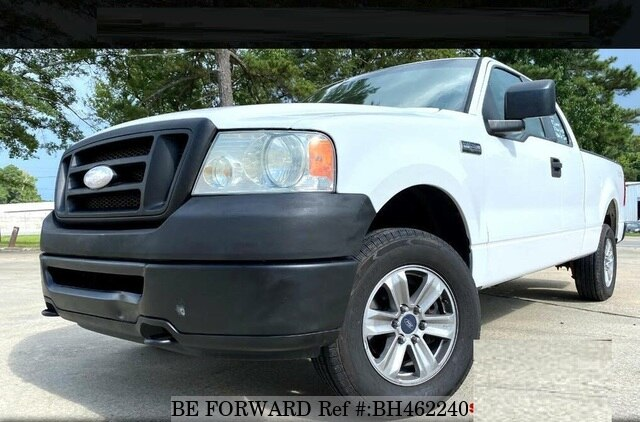 Used 2008 FORD F150 BH462240 for Sale