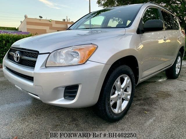Used 2012 TOYOTA RAV4 BH462250 for Sale