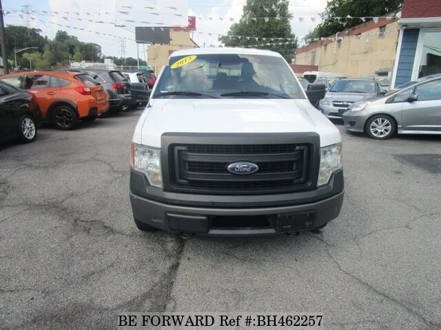 Used 2013 FORD F150 BH462257 for Sale