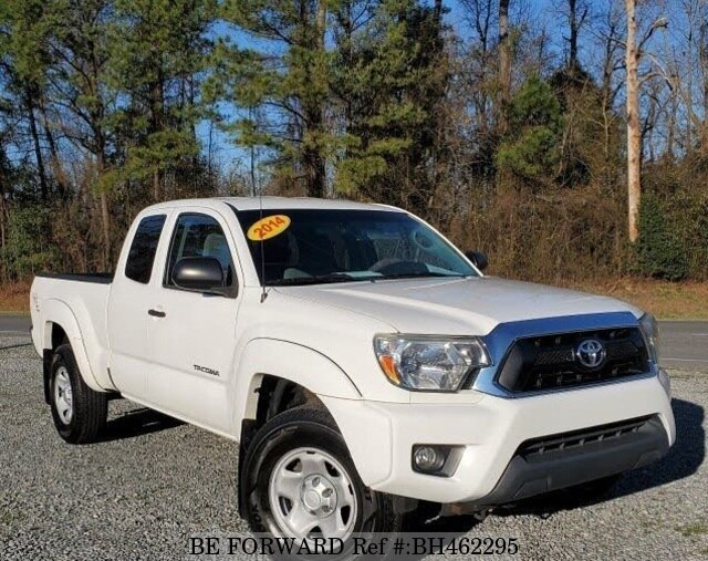 Used 2014 TOYOTA TACOMA BH462295 for Sale