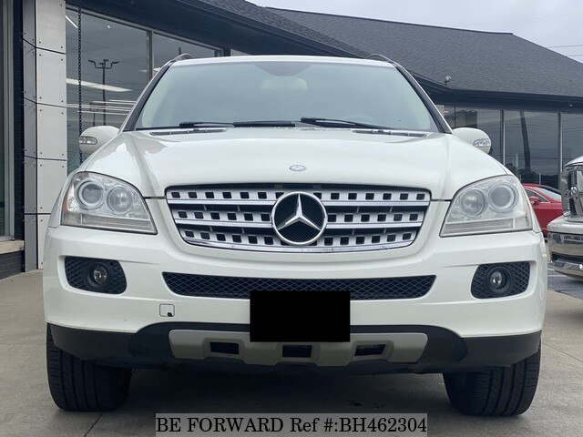 Used 2008 MERCEDES-BENZ ML CLASS BH462304 for Sale