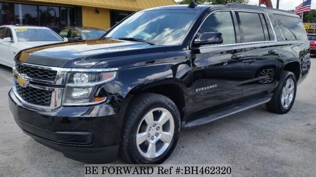 Used 2015 CHEVROLET SUBURBAN BH462320 for Sale