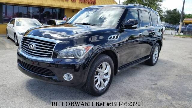 Used 2012 INFINITI QX56 BH462329 for Sale