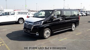 Used 2020 TOYOTA GRANVIA BH462339 for Sale