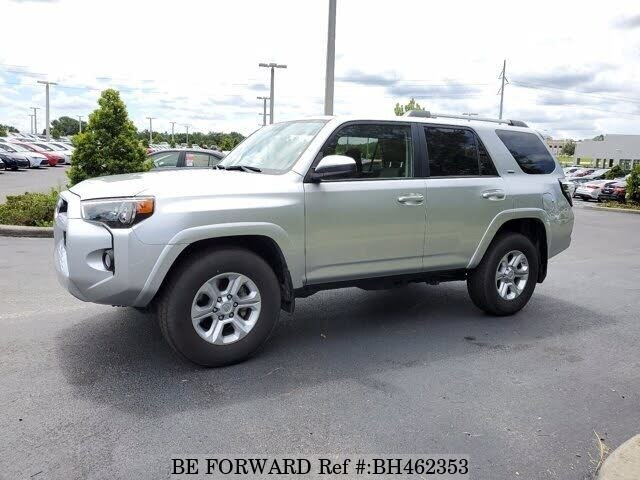 Used 2019 TOYOTA 4RUNNER BH462353 for Sale