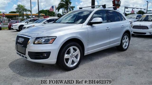 Used 2011 AUDI Q5 BH462379 for Sale