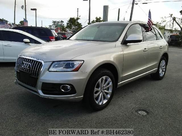 Used 2014 AUDI Q5 BH462380 for Sale