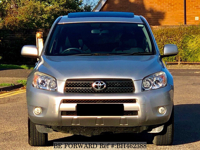Used 2007 TOYOTA RAV4 BH462388 for Sale