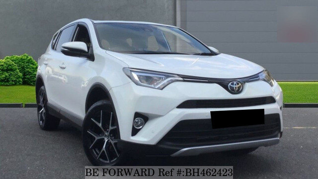 Used 2017 TOYOTA RAV4 BH462423 for Sale