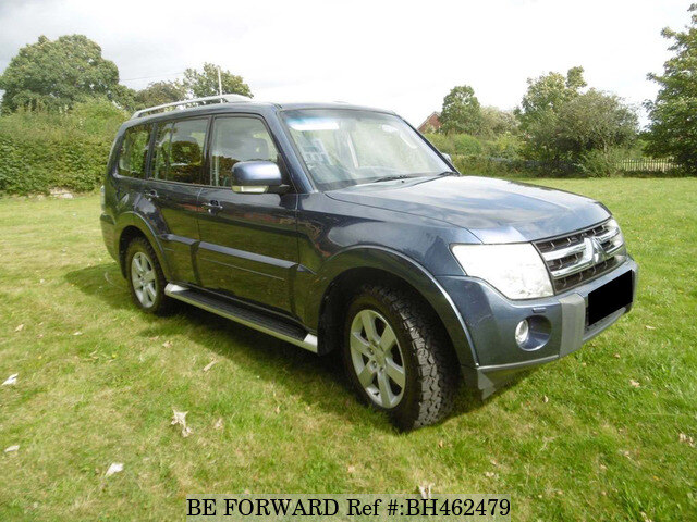 Used 2009 MITSUBISHI SHOGUN BH462479 for Sale
