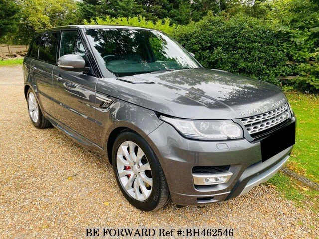 Used 2016 LAND ROVER RANGE ROVER SPORT BH462546 for Sale