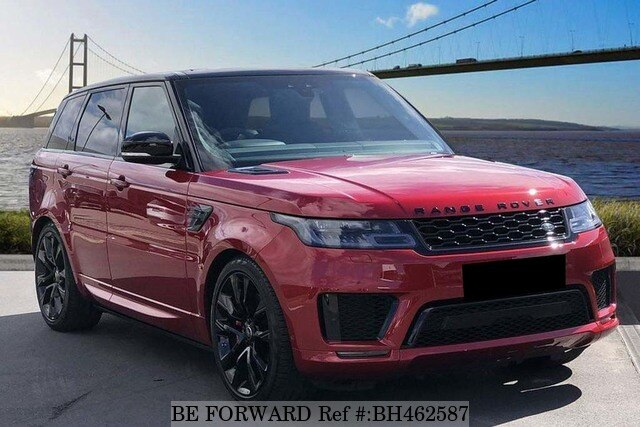Used 2020 LAND ROVER RANGE ROVER SPORT BH462587 for Sale