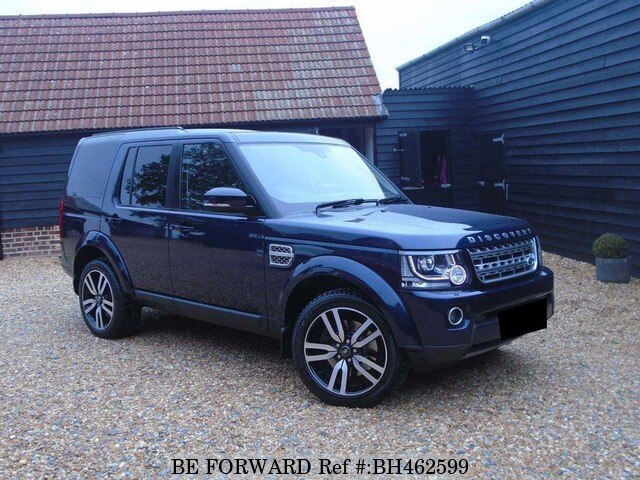 Used 2014 LAND ROVER DISCOVERY 4 BH462599 for Sale