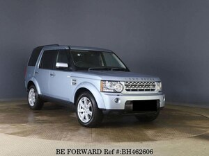 Used 2011 LAND ROVER DISCOVERY 4 BH462606 for Sale