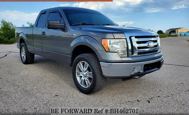 Used 2010 FORD F150 BH462701 for Sale