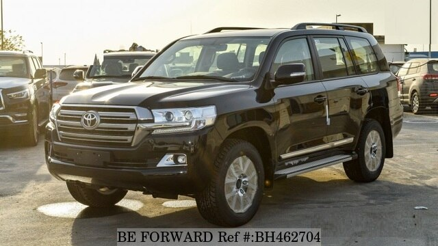 Used 2020 TOYOTA LAND CRUISER BH462704 for Sale
