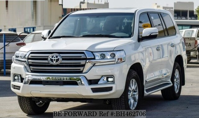 Used 2019 TOYOTA LAND CRUISER BH462706 for Sale
