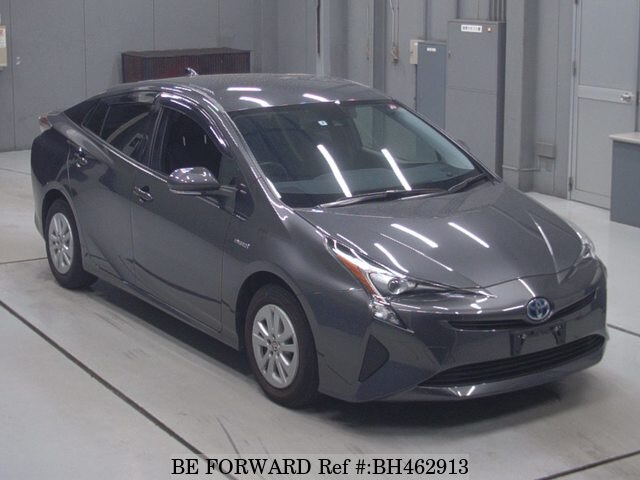 Used 2017 TOYOTA PRIUS BH462913 for Sale