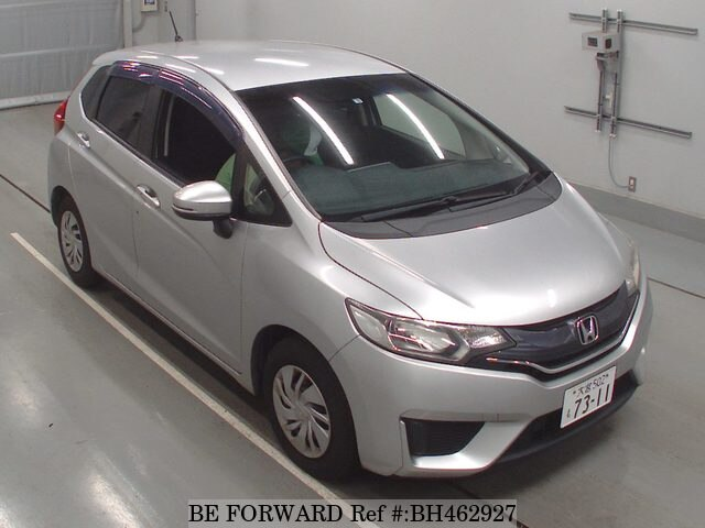 Used 2014 HONDA FIT BH462927 for Sale