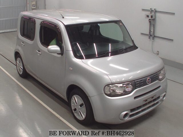 Used 2013 NISSAN CUBE BH462928 for Sale