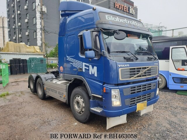 Used 2004 VOLVO FM 12 BH463058 for Sale