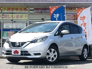 Used 2018 NISSAN NOTE BH463114 for Sale